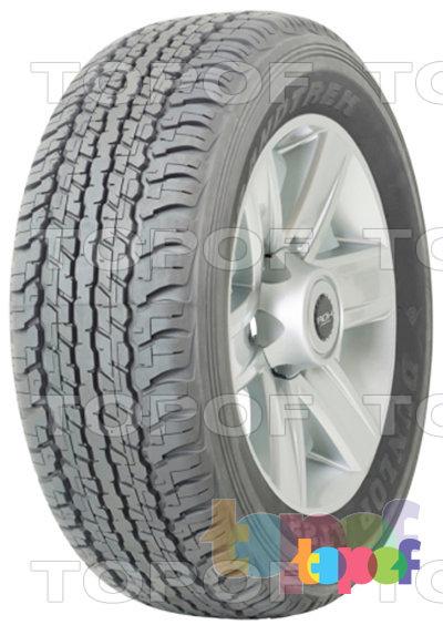 Шины Dunlop Grandtrek AT22. Универсальная шина для внедорожника