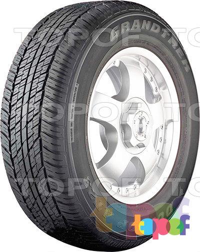 Шины Dunlop Grandtrek AT23. Универсальная шина для внедорожника