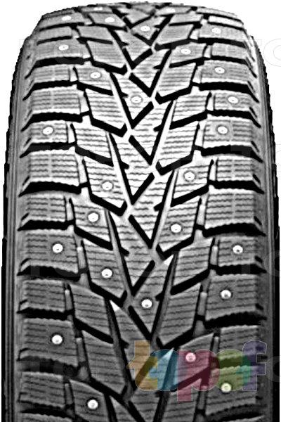 Шины Dunlop Grandtrek Ice 02. Изображение модели #2