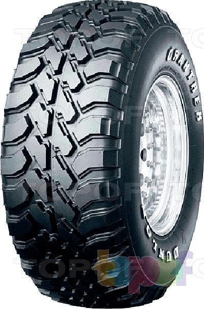 Шины Dunlop Grandtrek MT1