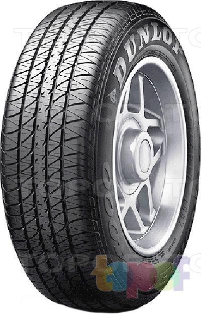 Шины Dunlop Grandtrek PT4000. Универсальная шина для внедорожника