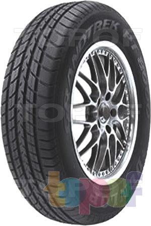 Шины Dunlop Grandtrek PT8000