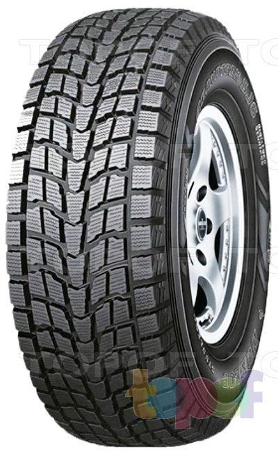 Шины Dunlop Grandtrek SJ6. Фрикционная шина для внедорожника