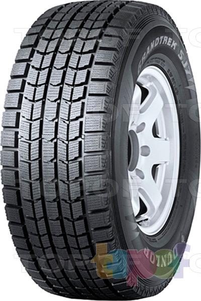 Шины Dunlop Grandtrek SJ7. Нешипуемая шина для внедорожника