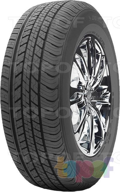 Шины Dunlop Grandtrek ST30. Универсальная шина для внедорожника