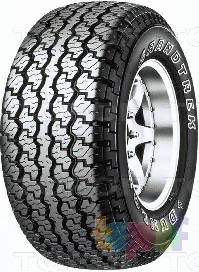 Шины Dunlop Grandtrek TG28