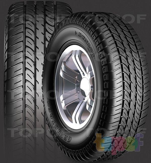 Шины Dunlop Grandtrek TG29. Изображение модели #1