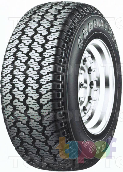Шины Dunlop Grandtrek TG30