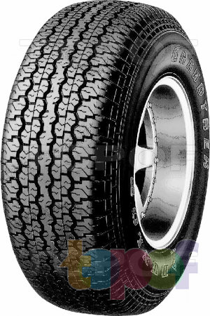 Шины Dunlop Grandtrek TG35. Всесезонная грязевая шина для внедорожника