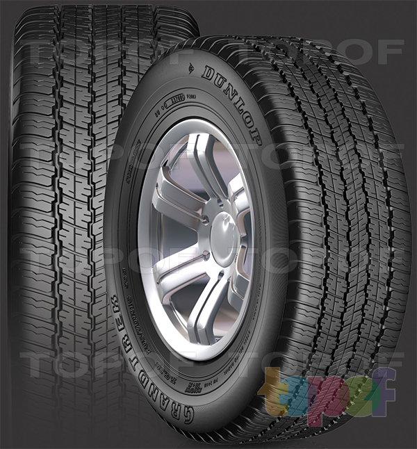 Шины Dunlop Grandtrek TG36. Всесезонная грязевая шина для внедорожника
