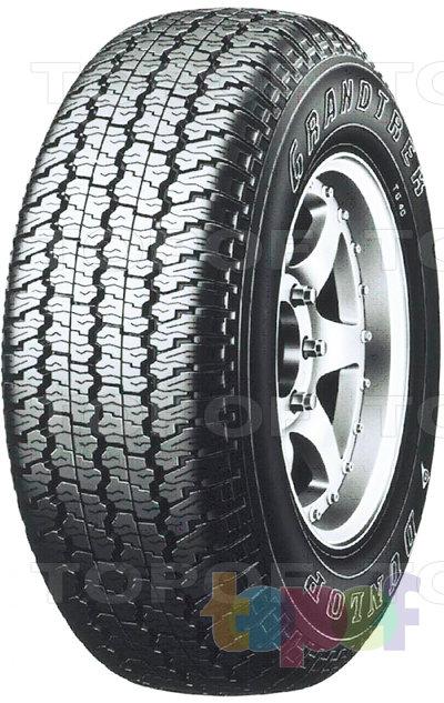 Шины Dunlop Grandtrek TG40