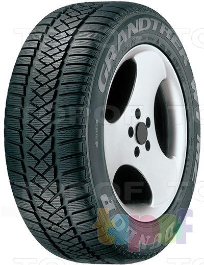 Шины Dunlop Grandtrek WT M2. Фрикционная шина для внедорожника
