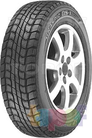 Шины Dunlop Graspic DS1. Изображение модели #1