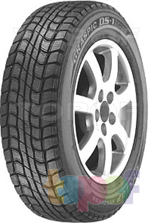 Шины Dunlop Graspic DS1