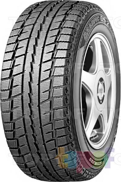 Шины Dunlop Graspic DS2. Фрикционная шина для внедорожника