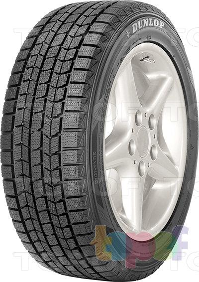 Шины Dunlop Graspic DS3. Фрикционная шина для внедорожника