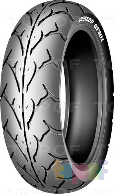 Шины Dunlop GT301