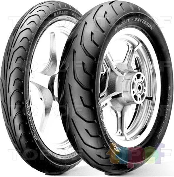 Шины Dunlop GT502 Harley Davidson. Изображение модели #1