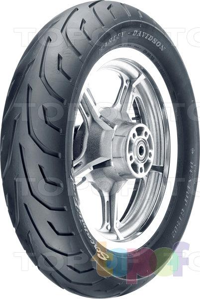 Шины Dunlop GT502 Harley Davidson. Заднее колесо