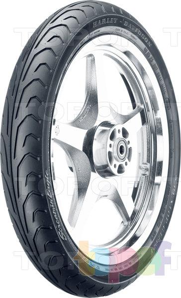 Шины Dunlop GT502 Harley Davidson. Переднее колесо