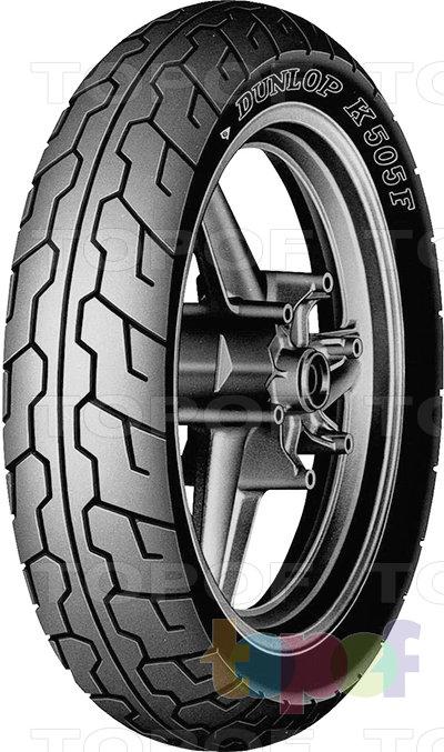 Шины Dunlop K505