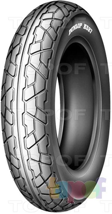 Шины Dunlop K527