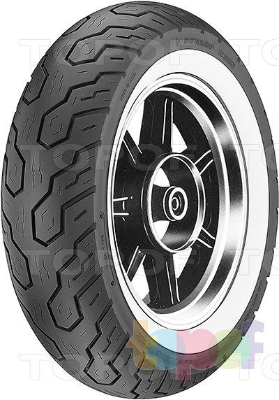 Шины Dunlop K555. Изображение модели #1
