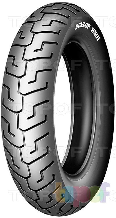 Шины Dunlop K591. Изображение модели #1