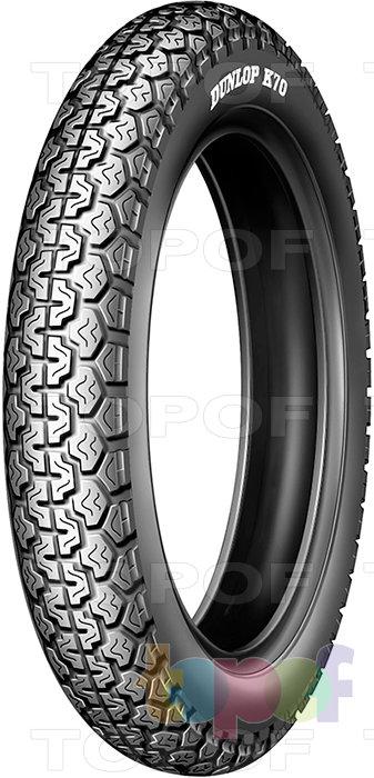 Шины Dunlop K70. Изображение модели #1