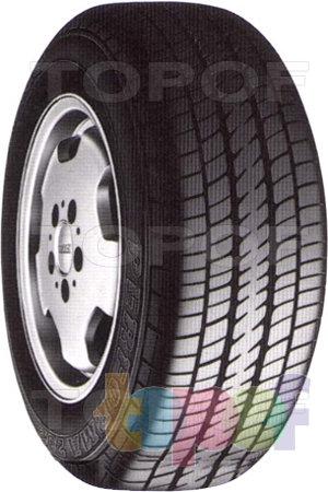 Шины Dunlop Performa 202. Изображение модели #1