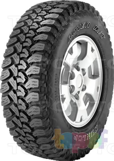 Шины Dunlop Rover M/T Maxx Traction. Всесезонная шина для внедорожника