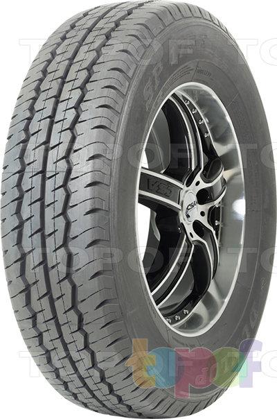 Шины Dunlop SP 175e. Дорожная шина для легкового автомобиля