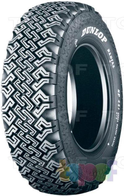 Шины Dunlop SP 44J. Всесезонная шина для внедорожника