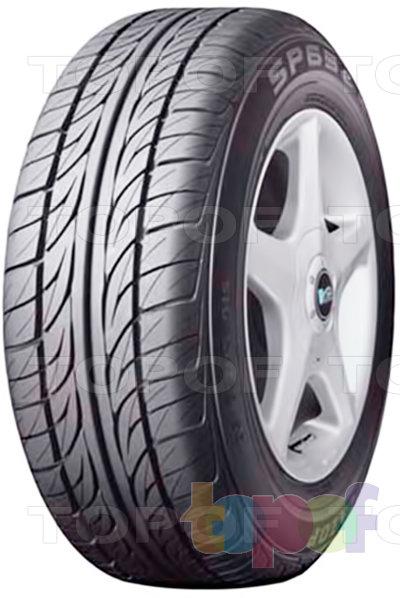 Шины Dunlop SP 65e. Дорожная шина для легкового автомобиля