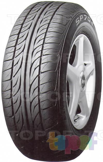 Шины Dunlop SP 70e