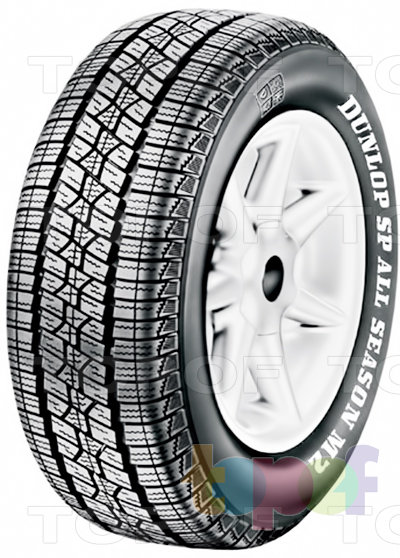 Шины Dunlop SP All Season M2
