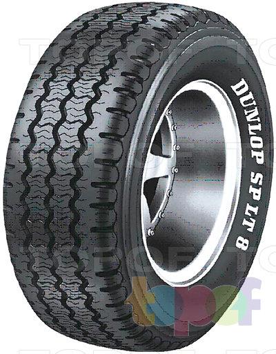 Шины Dunlop SP LT 8. Универсальная шина для легкового автомобиля