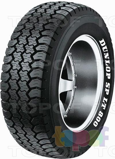 Шины Dunlop SP LT 800. Всесезонная шина для легкового автомобиля