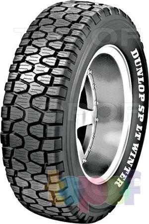 Шины Dunlop SP LT Winter. Изображение модели #1