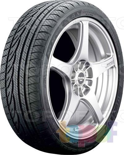 Шины Dunlop SP Sport 01 a/s. Изображение модели #1