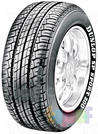 Шины Dunlop SP Sport 200/200E. Спортивные шины для легкового автомобиля