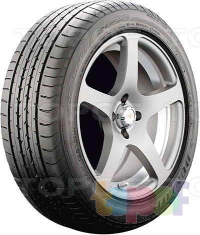 Шины Dunlop SP Sport 2050