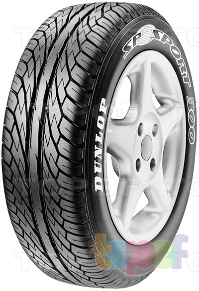 Шины Dunlop SP Sport 300/300e
