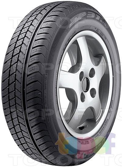 Шины Dunlop SP Sport 31 a/s. Спортивные шины для легкового автомобиля