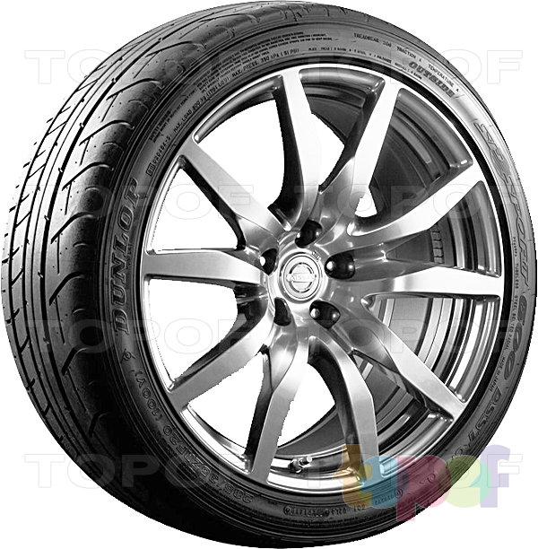 Шины Dunlop SP Sport 600. Изображение модели #2
