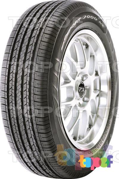 Шины Dunlop SP Sport 7000 a/s