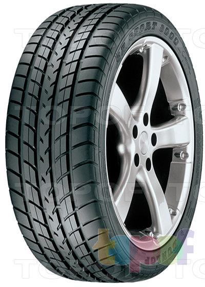 Шины Dunlop SP Sport 8000