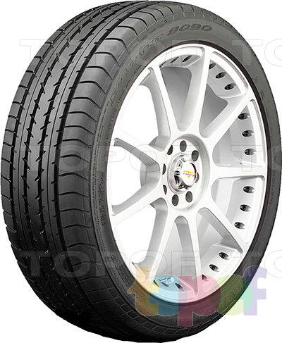 Шины Dunlop SP Sport 8090
