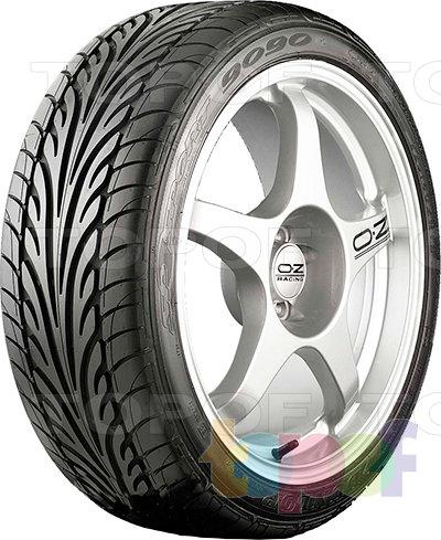 Шины Dunlop SP Sport 9090