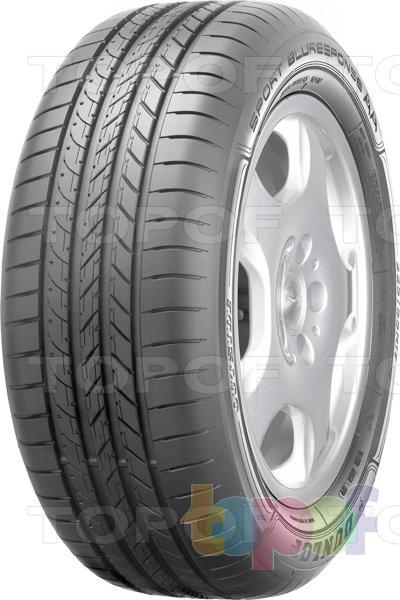 Шины Dunlop SP Sport BluResponse AA. Дорожная шина для легкового автомобиля